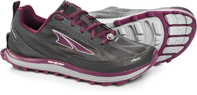 Altra W's Superior 3.5 Trail Running Shoes grå/purple